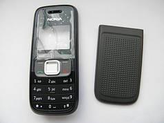 Корпус для Nokia 1209 чёрный с клавиатурой AAA