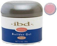 Гель для наращивания IBD розовый 56 g