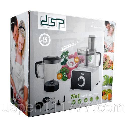 Кухонный комбайн 7 в 1 DSP KJ3002