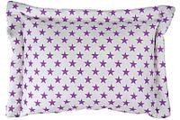 Подушка Руно Звездочка силиконовые шарики детская 40*60 арт.309.137Зірочка