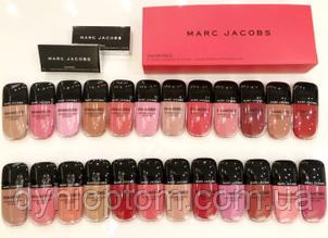 Блеск д/губ Marc Jacobs глянцевый плотный (24 цвета)