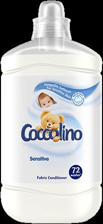 Кондиціонер для прання Coccolino Sensitive 1.8 л