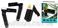 04-04-009. FM модулятор + microSD + Bluetooth + AUX + 2 гнезда USB, BT11