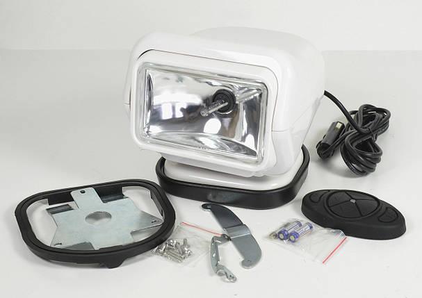 Поисковый прожектор, ксенон Китай (белый), фото 2