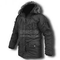"Куртка зимняя ""АЛЯСКА"" (BLACK)"