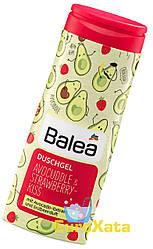 Гель для душа BALEA Avocuddle Strawberry kiss Авокадо-Кдлубника (300мл) Германия