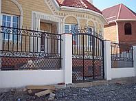 Ворота с 16 квадрата