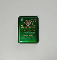 Таблетки для потенции Король Тигр / Tiger King, (10 таблеток + 10 шариков), фото 1
