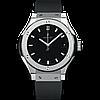 Годинник Hublot Classic Fusion TITANIUM 42mm. Репліка: ААА