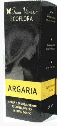 Argaria - спрей для густоти і блиску волосся (Аргария), фото 2