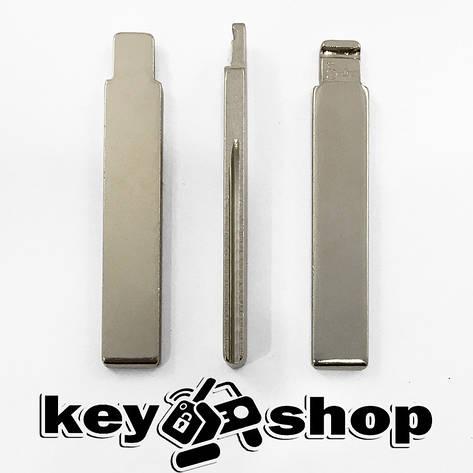 Лезвие для авто ключа Fiat (Фиат) HU83T , фото 2
