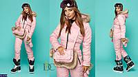 Женский красивый лыжный комбинезон +сумка+варешки, фото 1