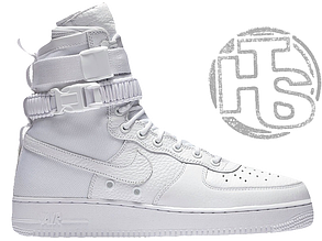 Мужские кроссовки Nike Special Field Air Force 1 White 903270-100