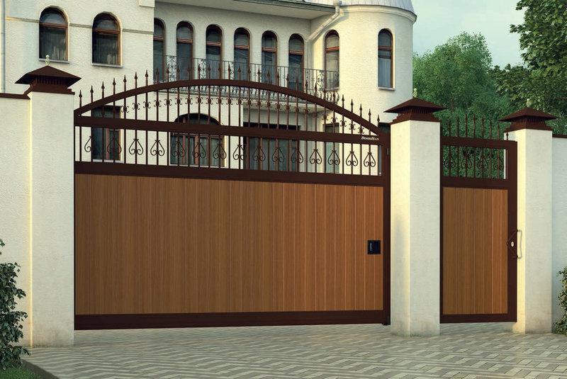 Сдвижные ворота DoorHan 3000 х 2200