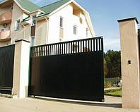 Откатные ворота DoorHan 4000 х 2300 , фото 1