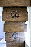 Послуга художнього гравірування на деревяних виробах., фото 1