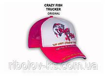 Кепка тракер CRAZY FISH ORIGINAL