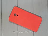 Чехол-накладка SILICON PVC Huawei Y5|| red