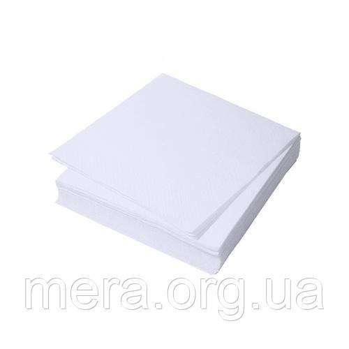 Салфетки косметологические 10 см. *10 см., спанлейс 40 г/м2