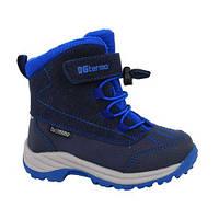 Термо ботинки зимние B&G р. 25 - 16см  модель R191-1201N, фото 1