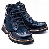 Ботинки лак в категории демисезонная детская и подростковая обувь в ... 24b12a6a6c814