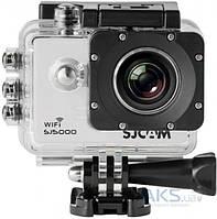 Экшн-камера SJCAM SJ5000 Wi-Fi White, фото 1