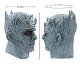 Латексна маска BoCool Skull - Король Ночі, фото 5