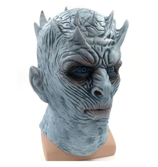 Латексна маска BoCool Skull - Король Ночі