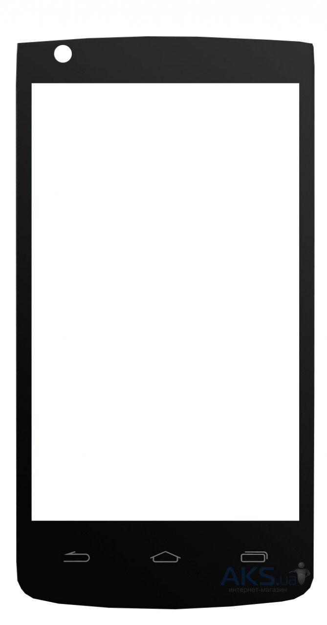 Сенсор (тачскрин) Alcatel One Touch 992D Black
