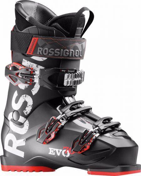 Горнолыжные ботинки EVO 70 - BLACK RED