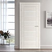 Дверное полотно Cortex Deco 10 дуб Bianco line, фото 1