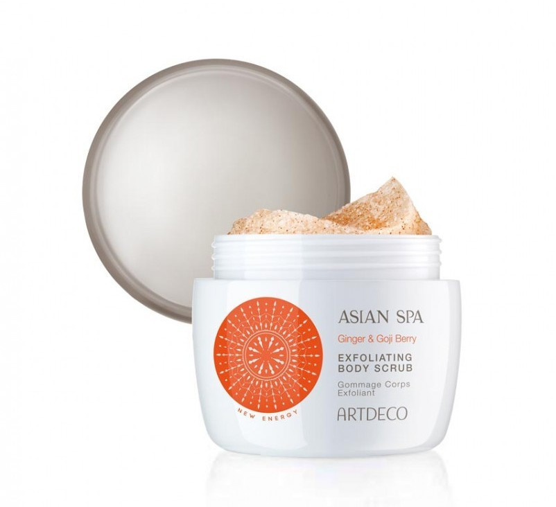 Освежающий и очень эффективный пилинг для тела Artdeco exfoliating body scrub 200ml