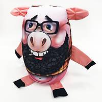 Подушка антистресс Свинья барбер