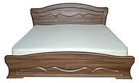 Кровать Виолетта 140х200 с ламелями