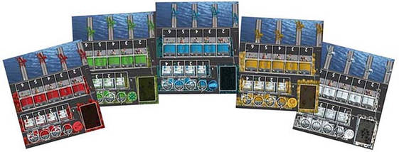 Настольная игра Контейнер. Полное юбилейное издание, фото 2