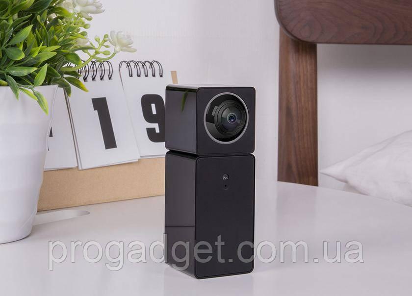 Камера Xiaomi Hualai Panoramic Smart Camera 360 QF3 WiFi IP Camera Black. Видишь суслика? Нет? А она видит!