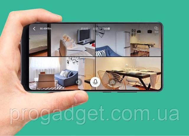 Xiaomi Hualai Panoramic Smart Camera 360 QF3