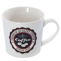 """Чашка керамическая R84012 """"Coffee"""", 9х8,8 см (Y)"""