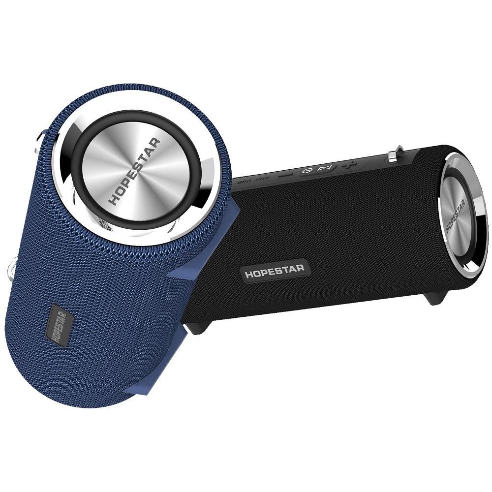 Портативная колонка Hopestar H39 (Bluetooth, MP3, AUX, Mic)