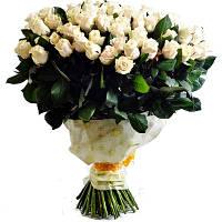 Букет 101 роза Талеа