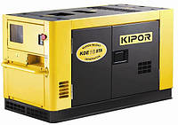 Дизельный генератор Kipor KDЕ16STAO с автоматическим запуском и отключением