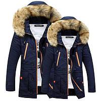 Длинная мужская куртка AL7833