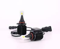 Автолампа двухцветная LED HB4(9006) Cyclon 4500LM, 12-24V CSP type 21 Dual