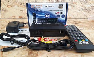 Цифровой Тюнер Т2 OPERA DIGITAL HD-1003 DVB-T2!Лучший подарок