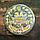 """Сувенирный магнит на холодильник с открывалкой к 14 октября """"За отвагу на службе"""", фото 3"""