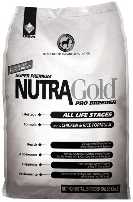 Nutra  Gold  Pro Breeder 20 кг -корм для собак
