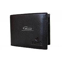 Мужское портмоне кожаное черное Eminsa 1014-17-1, фото 1