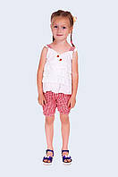 Костюм детский (туника+шорты) C.R.X. 033