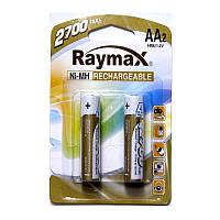 Аккумулятор Raymax AA HR6 2700mAh Ni-MH 1.2V