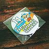 """Сувенирный магнит на холодильник с открывалкой """"14 октября - С праздником Настоящих Мужчин"""""""